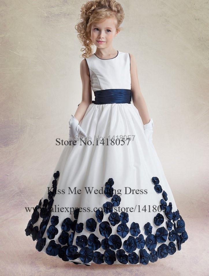 2015 niedliche Prinzessin Marineblau Roten Sleeveless Langes Baby ...