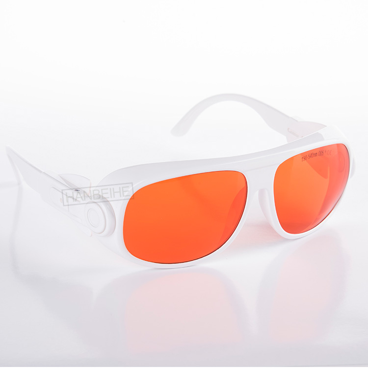 O.D 5+ laser safety glasses for 190-540nm lasers