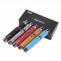 Original Yocan Magneto Wax Vpae Kit Magnetic Coil Cap Built with Dab Tool E Cigarette Vaporizer Smoking Pen Kit