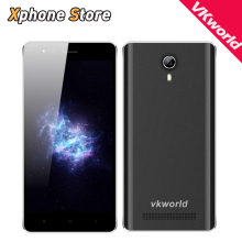 Original VKworld F1 4.5 inch Android 5.1 3G WCDMA MTK6580 Quad Core 1.3GHz 8GB ROM 1GB RAM Dual SIM Play Store GPS Cell Phones