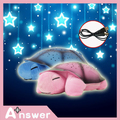 4 kinds color help baby sleep Musical LED Turtle Light Flashing Sounding Stars Constellation Lamp mini projector kids toy