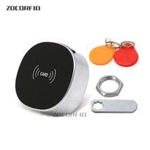 купить RFID 13.56mHZ Dry battery Cabinet Smart Drawer Locksafety electronic drawer lock,Office RFID drawer lock по цене 846.71 рублей