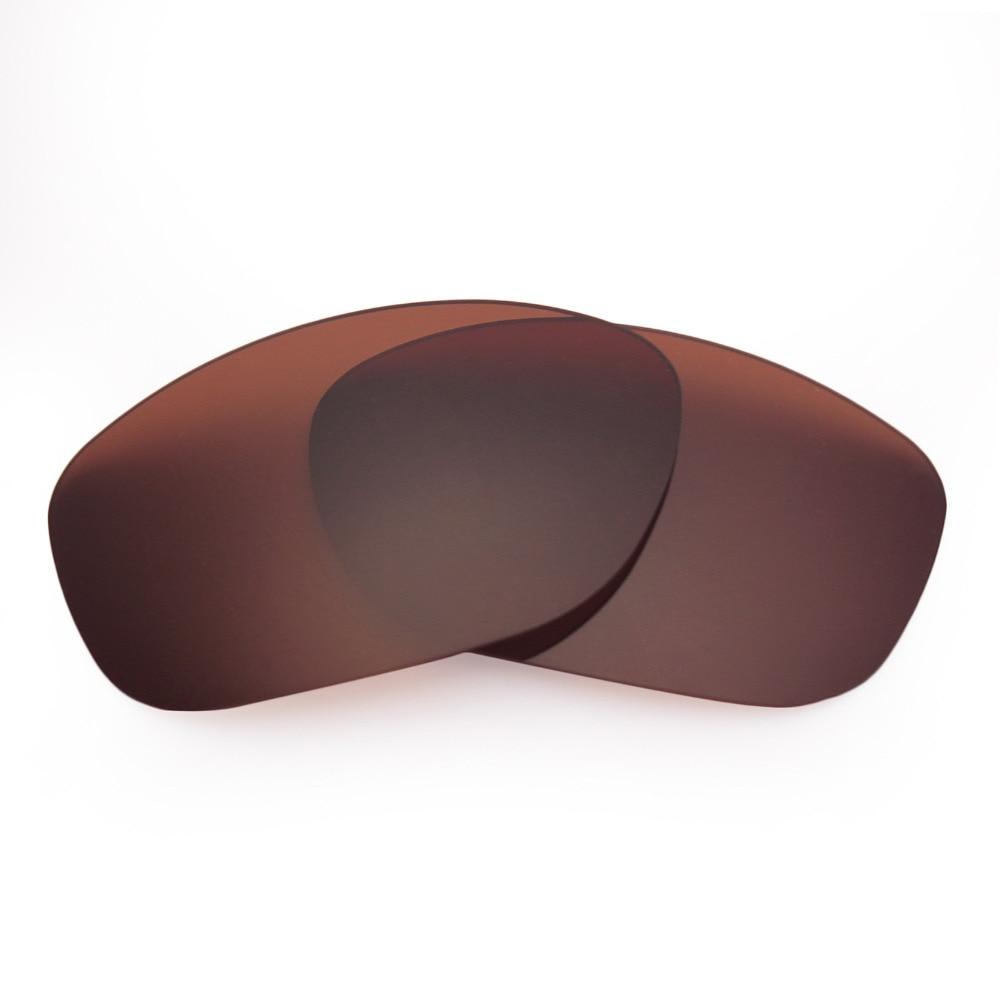 2 pares mryok polarizado Objetivos para Oakley Pitbull Gafas de sol Stealth  Black   Bronze Brown en Accesorios de Accesorios de ropa en AliExpress.com  ... 5c981ea014