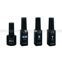 Nail machine led gel nail + lamp top coat gel + more nail polish and nail masks