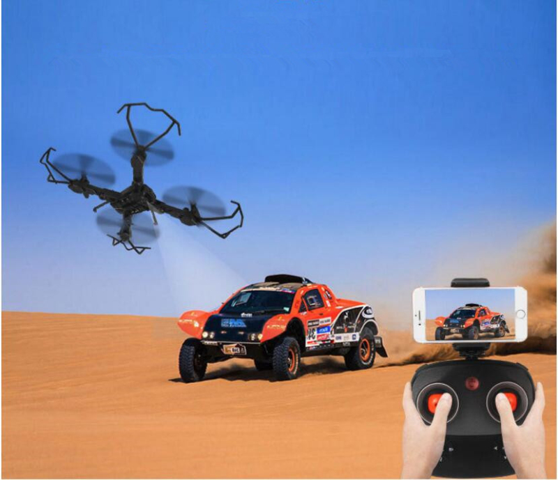 Large aerial rc Quadcopter 39cmProfessional RC Foldable Drone 6axis Gyro WIFI FPV Real time 2.0MP Camera Altitude hold vs Q333 new large rc drone k70f rc drones 5 8g fpv real time quadcopter 6 axis headless rc quadrocopter toys rc altitude 300 500m vs x8w