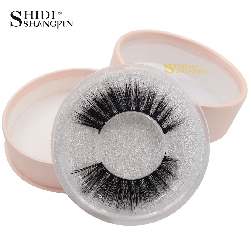 SHIDISHANGPIN 30 Boxes False Eyelashes 3d Mink Eyelashes Natural Long Wholesale Lashes Mink Handmade Crossing Makeup Lashes 21pcs set stylish density lengthening soft handmade fabulously false eyelashes drop shipping wholesale