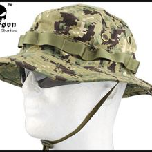 EMERSON Boonie Hat Woodland Marpat Military Tactical Army