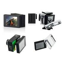 Gopro LCD B Ac P Acหน้าจอแสดงผล+จอแอลซีดีรุ่นกันน้ำป้องกันกรณีที่อยู่อาศัยB Ac P AcลับๆปกสำหรับG Oproฮีโร่3 3 + 4