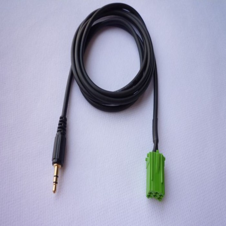 aux аудиопровод renault renault линейный вход