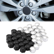 a9edeaed800 20Pcs/lot Wheel Lug Bolt Center Nut Covers Caps for Audi A4 Q5 Jetta Golf