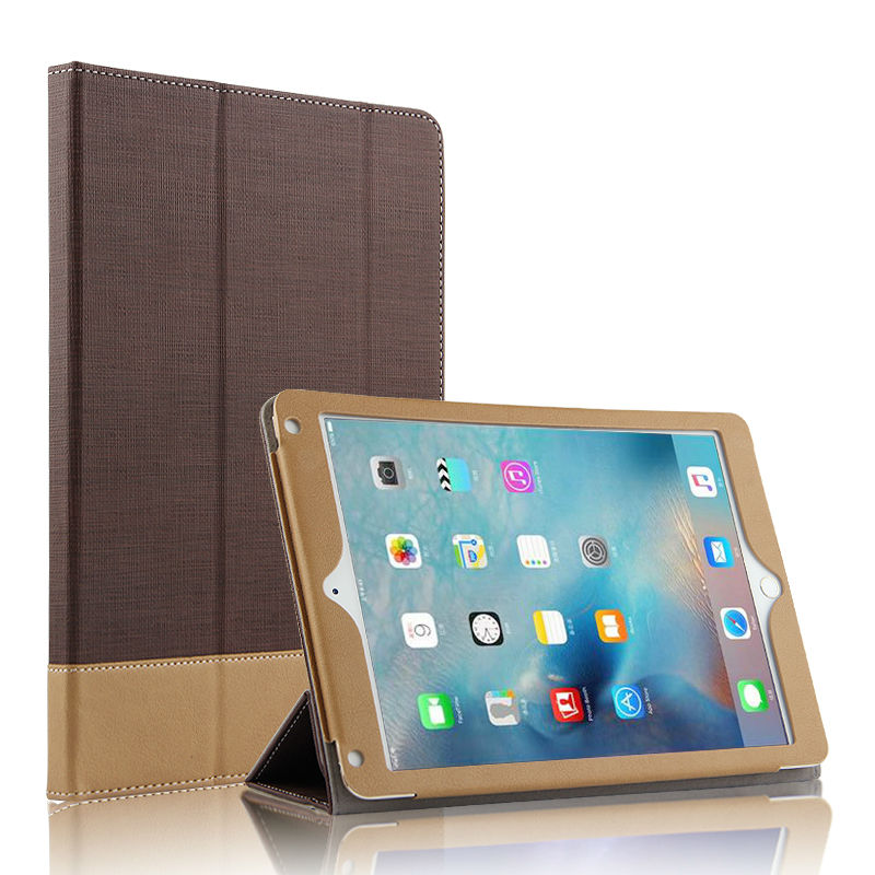Case For Apple iPad Air 2 Protective Smart cover With Stand Card Faux Leather smar Protector For iPad6 Tablet 9.7inches Case стоимость