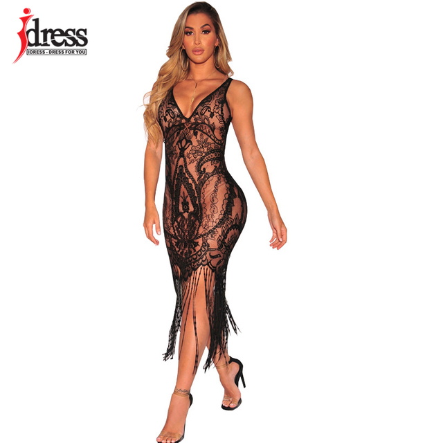 Longue robe ete
