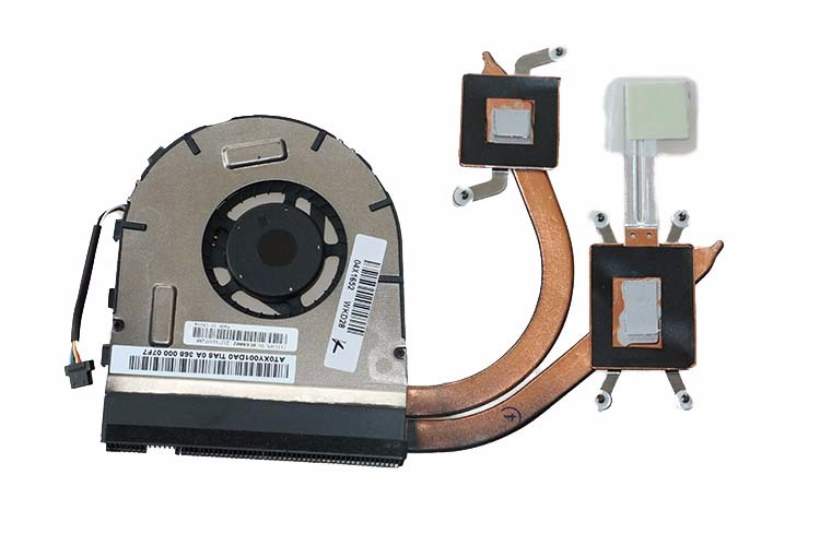 Pour IBM pour Lenovo pour ThinkPad S5 S531 SWG graphique discret refroidisseur de processeur système ventilateur de refroidissement 04Y1798 04X1652