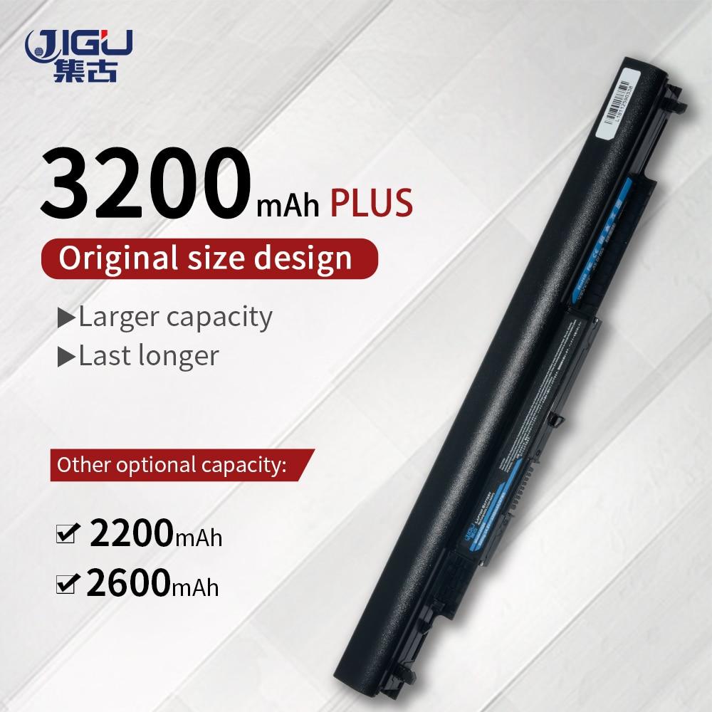 JIGU For Pavilion 14 ac0XX 15 ac0XX HS03 HSTNN LB6V HS04 HSTNN LB6U Laptop Battery for