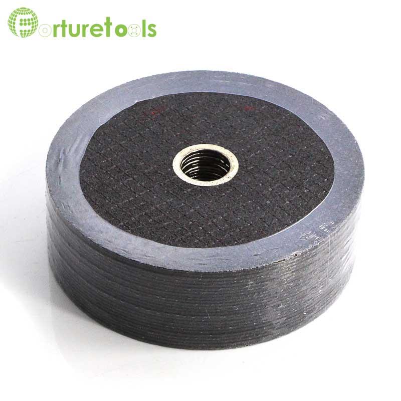 Disco abrasivo de corte ultra delgado de 4 pulgadas Rueda abrasiva de - Herramientas abrasivas - foto 4