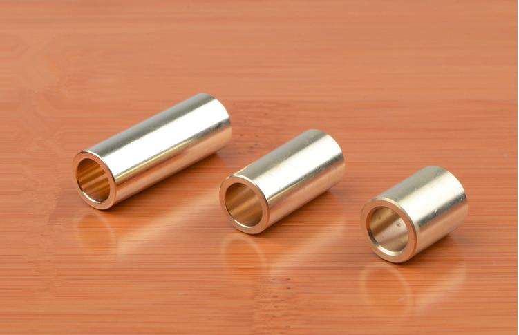 3d printer part Ultimaker x y axle slide block 8mm bearing 8mmx11mmx30mm copper bush pure copper sleeve 8x11x30 1pcs3d printer part Ultimaker x y axle slide block 8mm bearing 8mmx11mmx30mm copper bush pure copper sleeve 8x11x30 1pcs