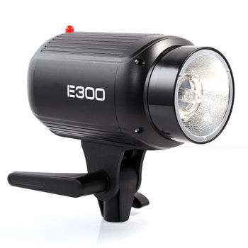 Godox E300 300Ws Photography Studio Strobe Photo Flash Light 300w Studio Flash image