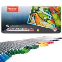 72 Colors Professional Watercolor Pencils Set Drawing Colour Pencil for Student School Stationery colored lapices de colores