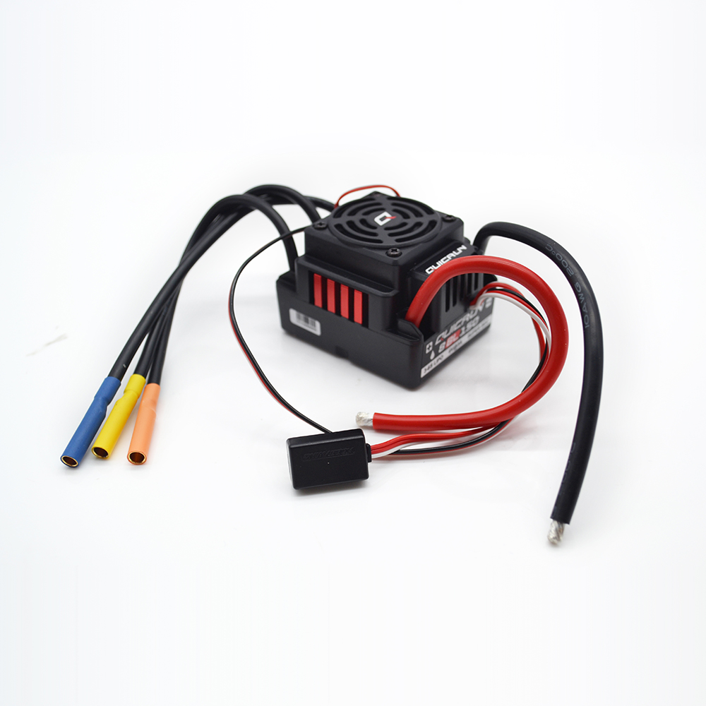 Hobbywing Quicrun Remote Control Hobby Accessery 8BL150 Brushless Waterproof Sensorless 150A ESC Rock Crawler ESC For 1/8 RC Car