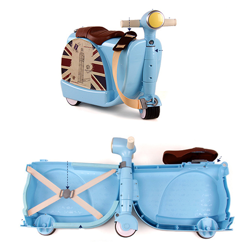 Aliexpress.com : Buy High Quality Dual Purpose Kids Travel Luggage ...