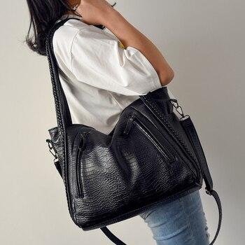 c22ac8bd7dbc Мода Крокодил повседневные сумки женские сумки известных брендов большая  сумка ...