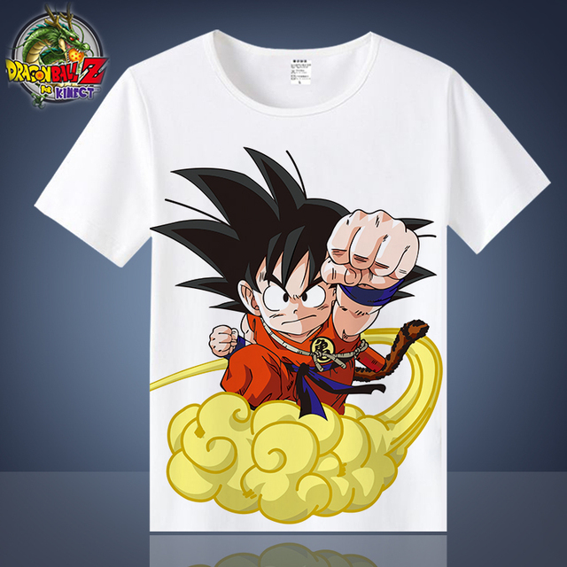 632e6621 Dragon Ball T Shirt Men Summer Dragon Ball Z super son goku Slim Fit  Cosplay 3D T-Shirts anime vegeta DragonBall Tshirt TX131