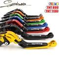 7 Colors CNC Adjuster Brakes Clutch Levers For Benelli TNT899 TNT 899 Sport  Naked Tre Cafe Century Racer