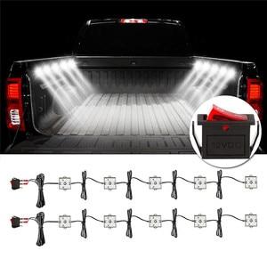 Image 2 - Luz Interior para caravana, lámpara de techo para coche y furgoneta, 60 LED, 12V, 5730 SMD, bajo consumo, alto brillo, para remolque, barco, #292140