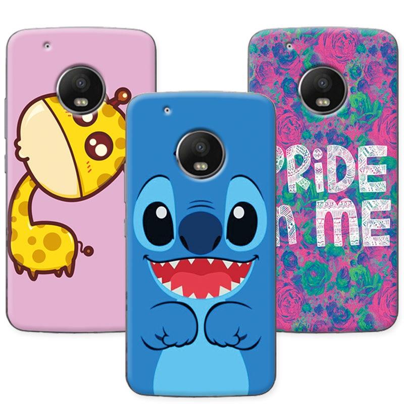 "New Fashion Phone Case Soft Silicone Cool Case For Motorola Moto G5 Plus Case Cover For Motorola G5 Plus XT1670 XT1675 5.2"""
