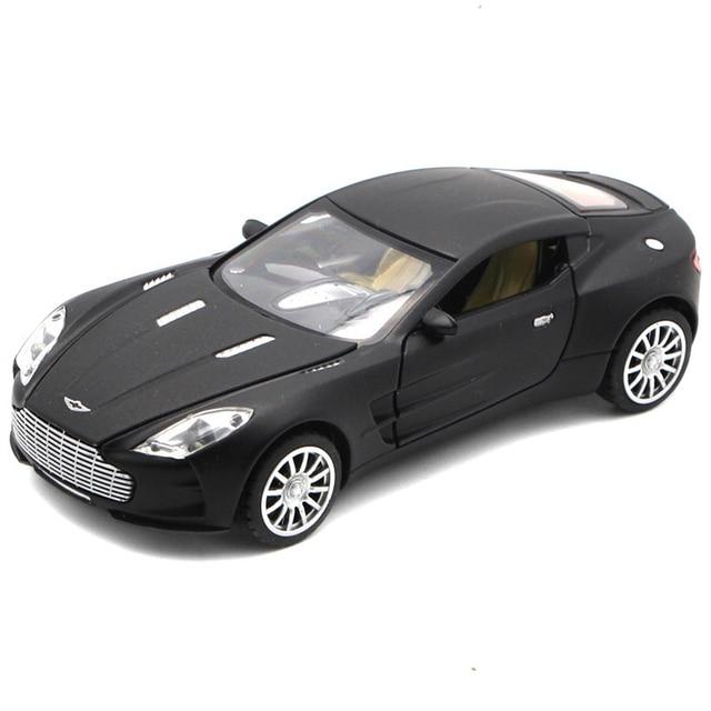 1:32 Kids Toys Aston Martin One 77 Metal Toy Cars Model