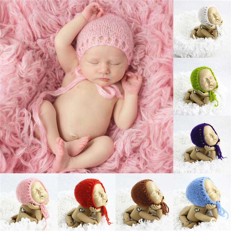 33a4d59e45d Baby knitting Long Tails Christmas Hat Newborn Photography Props Red White Stripe  Crochet Baby Hats Baby Props For PhotographyUSD 4.73 piece