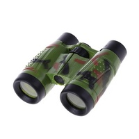 Children Kids Folding Telescope Binoculars Camouflage Children Gift Portable Plastic Binocular Telescope 2018 Newest