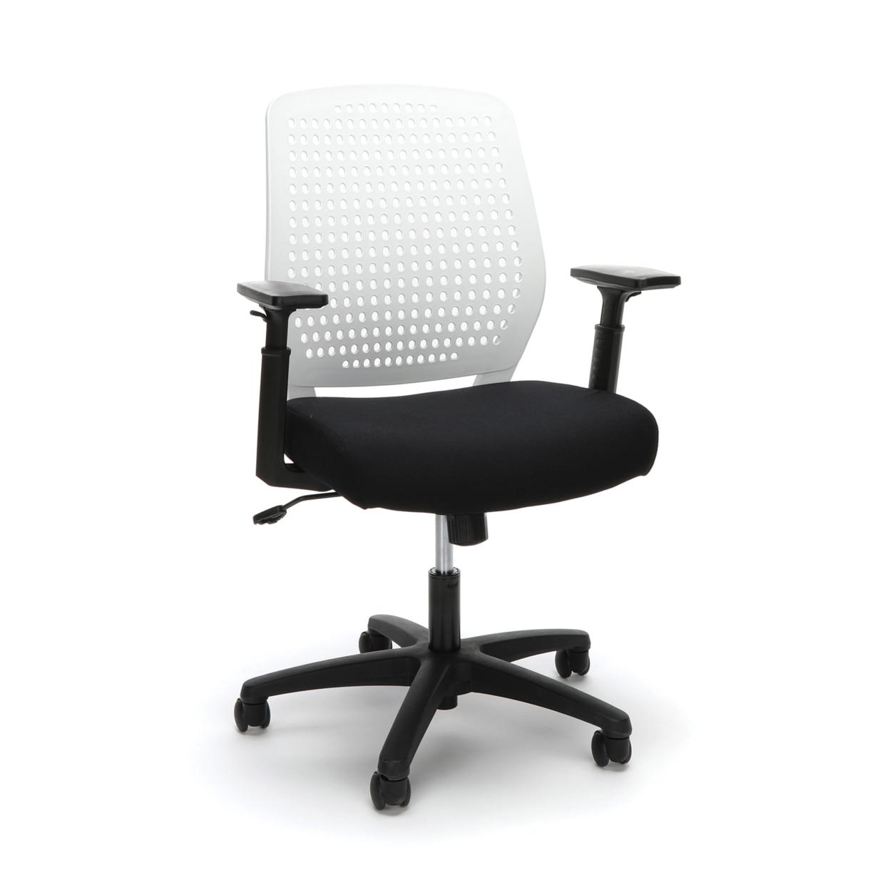 Модель ESS-2055 основы по модели Пластик назад эргономичный стул
