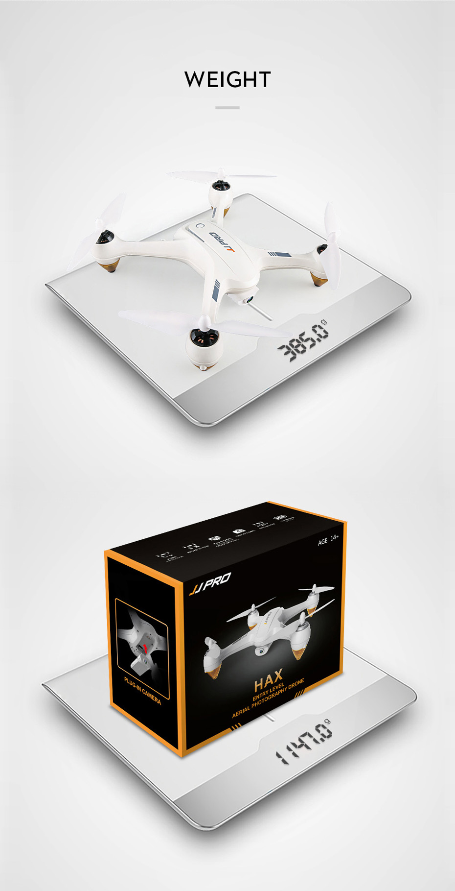 JJRC JJPRO X3 GPS Drone with Camera 1080P RC Quadcopter Profissional Brushless Motor 00mAh Battery GPS Positioning 22