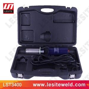 Image 5 - LESITE LST3400 di Plastica aria calda di saldatura pistola di calore della torcia per lessiccazione, la contrazione, stampaggio a caldo, col fuoco