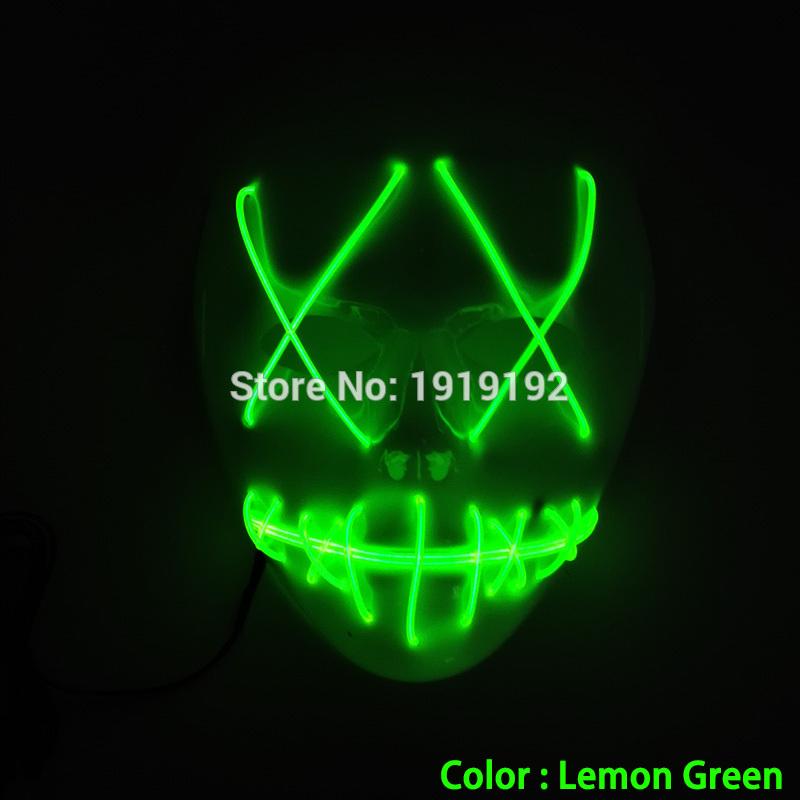 HTB1TnP0RVXXXXbiXXXXq6xXFXXXi - Mask Light Up Neon LED Mask For Halloween Party Cosplay Mask PTC 260