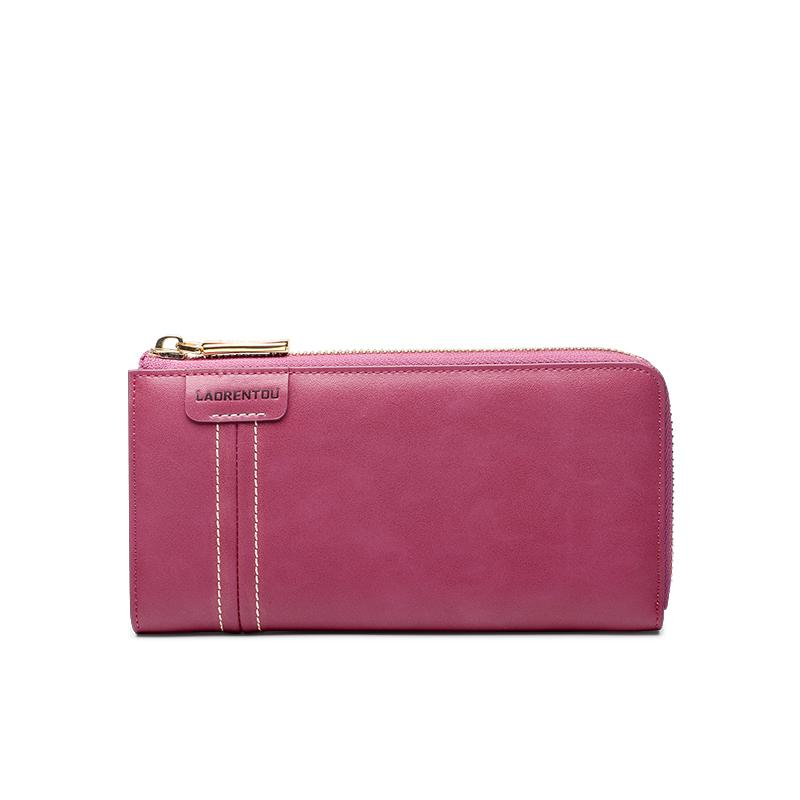 Money Bag Female Card Wallet Purses Genuine Leather Girls Purse Long Lady Clutch Women Wallet Female Long Purse Card Holder стоимость