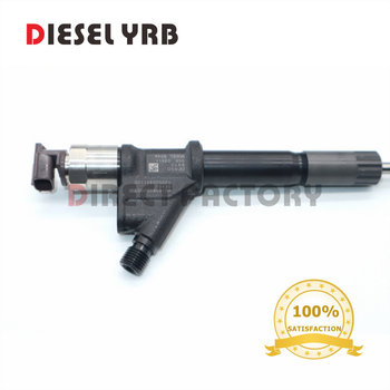4 PCS Genuine new common rail injector 095000-8871 for howo VG1038080007