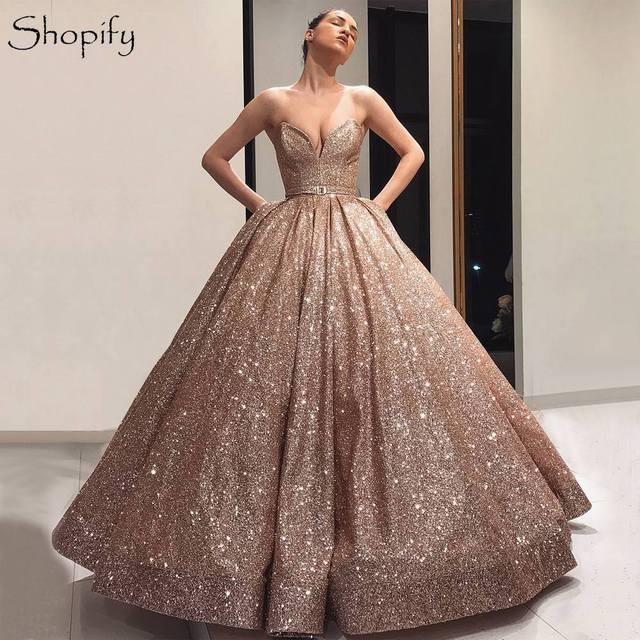 Formal Rose Dresses