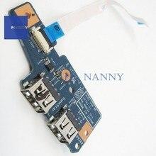 PCNANNY PARA Acer Aspire 5560 5560G USB Board com Cabo 55. RNT01.002 48.4M602.011 TRANSPORTE RÁPIDO