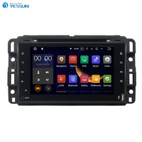 Yessun For GMC Yukon Tahoe Acadia Android 7 1 Multimedia Player System Car Radio Stereo GPS
