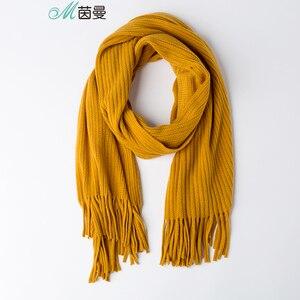 Image 5 - INMAN 1883140185 Schal Frauen Winter Kurze Korea Alle passenden Schal