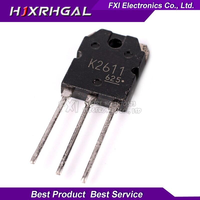 10 шт. 2SK2611 TO 247 K2611 TO247 MOSFET N Ch 900V 9A Rdson 1,4 Ohm новый оригинальный транзистор|mosfet n-ch|mosfet 900vn-ch mosfet | АлиЭкспресс