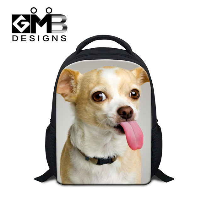 Dispalang Childrens Gifts Cute Pet Dog Kindergarten Backpack For