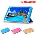 ПУ Аргументы За Крышки ONDA V80 Плюс V820W 8 дюймов Tablet Коке Чехол для ONDA Tablet + Stylus Стилус