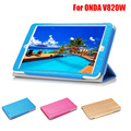 PU Cover Case For ONDA V80 Plus V820W 8 inch Tablet Coque Case for ONDA Tablet+Stylus Touch Pen