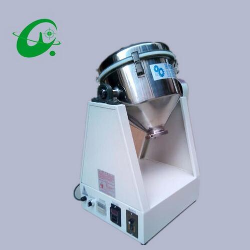 Small Mixer Seasoning Mix MachineGourmet Powder Mixing MachineCapsules Granule Mixer For 5kg