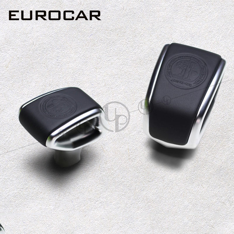 MB G Wagon Handbrake Gear Head For W 463 G63 G65 G550 G500 G350 A Style W463 Hand Brake Gear Stick Cover