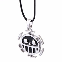 One Piece Surgeons Trafalgar Law Necklace