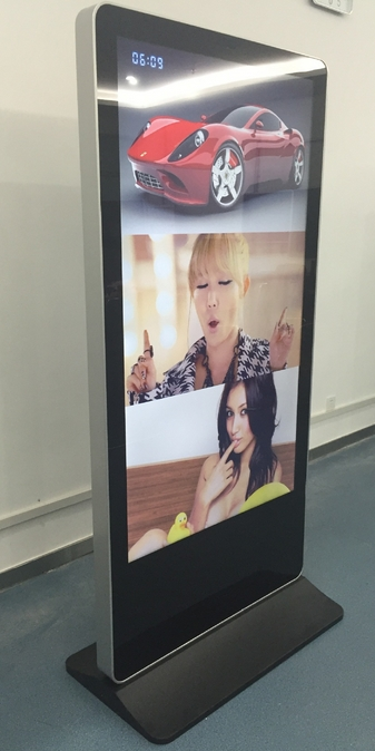 65 70 84 inch led lcd tft hd lg panel display 1080p 3d monitor 4k digital signage touch interactive computer pc tv ad totem